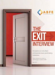 The Exit Interview Report