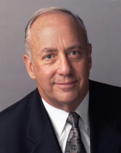 Harvey Barnett, Board Chair of Michael Reese.