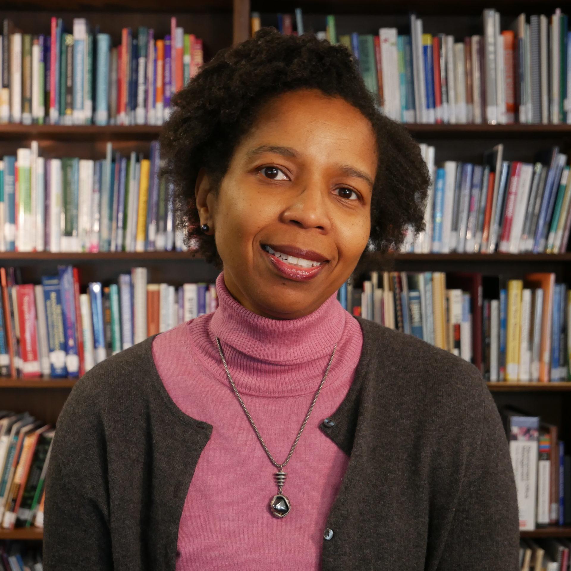 Genita C. Robinson, MSI Director.